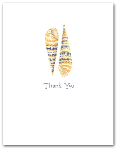 Auger Yellow Blue Small Thank You Vertical Larger