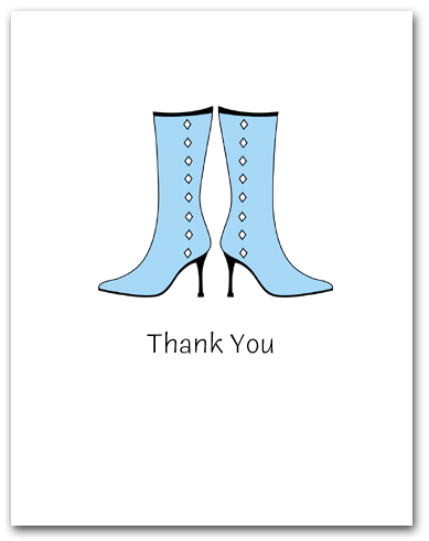 Two Fashion Light Blue Tall Woman�s Boots Thank You Larger