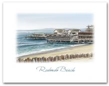 Redondo Beach Pier California Small Horizontal